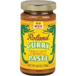 Roland Curry Paste Yellow 6.8oz