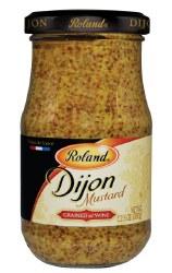 Roland Dijon Mustard Grain 13oz