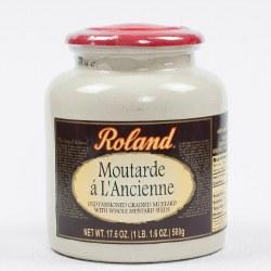 Roland Dijon Mustard Grain 17oz