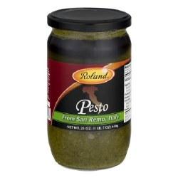 Roland Pesto Sauce 23oz