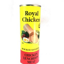 Royal Chicken Luncheon Meat Halal 29oz