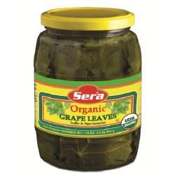 Sera Grape Leaves In Jar Organic 16oz