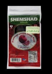 Shemshad Fruit Roll Pomegranate 2oz