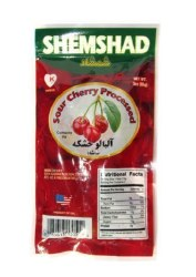 Shemshad Fruit Roll Sour Cherry 2oz