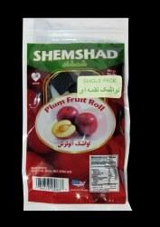 Shemshad Fruit Roll Plum 2oz