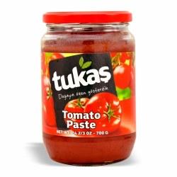 Tukas Tomato Paste Jar 730g