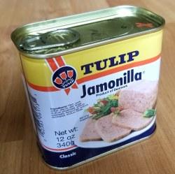 Tulip Jamonilla Luncheon Meat 12 oz