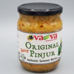 Vava Pinjur Spicy 475g
