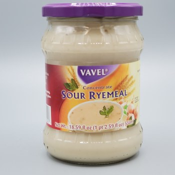 Vavel Sour Soup (Zur) 25 oz