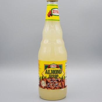 Ziyad Almond Syrup 25 oz