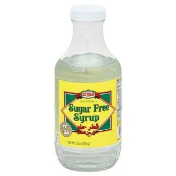 Ziyad Sugar Free Syrup 22 oz