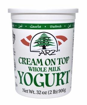 Arz Yogurt Cream on Top 32oz