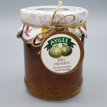 Aygee Fig Preserves 19.75 oz