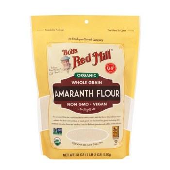 Bob's Red Mill Amaranth Flour Organic 18oz