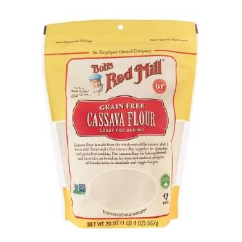 Bob's Red Mill Casava Flour Gluteen Free 20oz