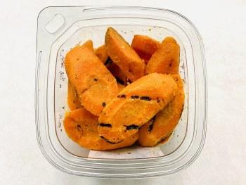 Phoenicia Glazed Carrots Side