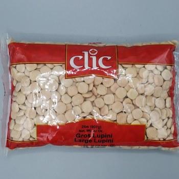 Clic Lupini Beans Large 2lb
