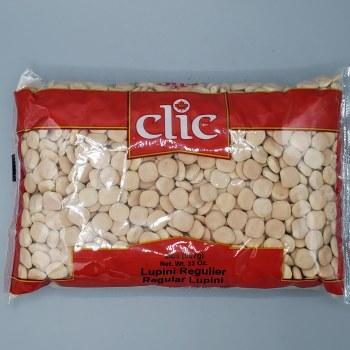 Clic Lupini Beans Small 2lb