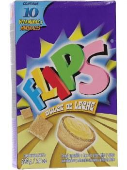 Flips Dulce De Leche Cereal 7.8oz