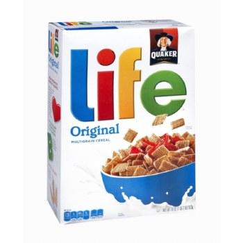 Life Cereal Multigrain Original 16oz