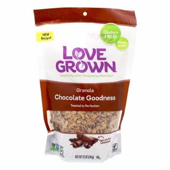 Love Grown Granola Chocolate Gluten Free 12oz
