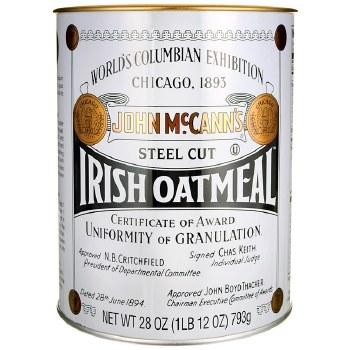 John Mccann Irish Oatmeal 28oz