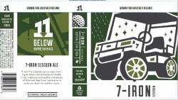 11 Below 7-Iron 6 pack