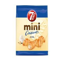 7 Days Croissant Mini Vanilla 2 oz