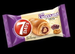7 Days Croissant Peanut Butter and Jelly 2.65 oz