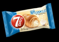 7 Days Croissant Vanilla 2.65 oz