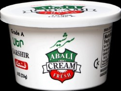 Abali Cream (Sarshir) 8 oz
