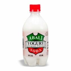 Abali Yogurt Soda Plain 16 oz