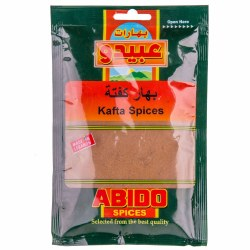 Abido Kafta Spices 100g