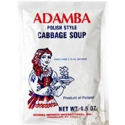 Adamba Cabbage Soup 1 oz