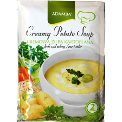 Adamba Cream of Potato Soup 50g