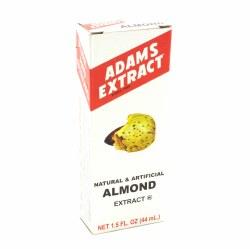 Adams Almond Extract 1.5 oz