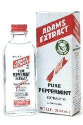 Adams Peppermint Extract 1.5 oz