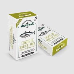 Agromar Tuna Neck Cuts 115g