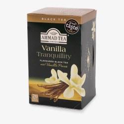 Ahmad Black Tea Vanilla, 20 bags