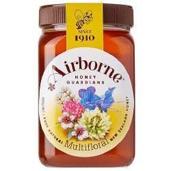 Airborne Multifloral Honey 500g
