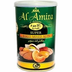 Al Amira Super Baked Mixed Nuts 454g