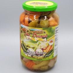Al Dayaa Mixed Pickles 35 oz