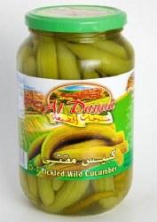 Al Dayaa Pickled Wild Cucumbers 900g