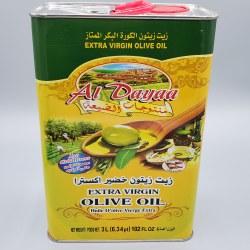 Al Dayaa Extra Virgin Olive Oil 3L Can