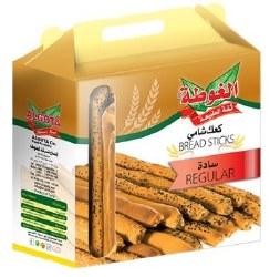 Al Gota Breadsticks with Sesame Seeds 454g