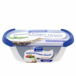 Al Maraai Natural Cream Cheese 6oz