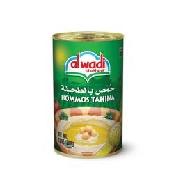 Al Wadi Hommos Tahina 14oz