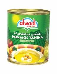 Al Wadi Hommos Tahina 30oz