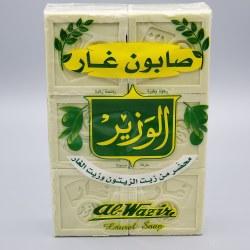 Al-Wazir Laurel Soap 900g