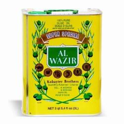 Al-Wazir Pure Olive Oil 3 L